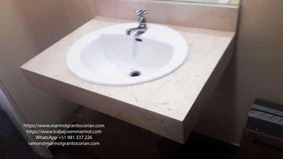 Mantenimiento de marmol, granito, cuarzo