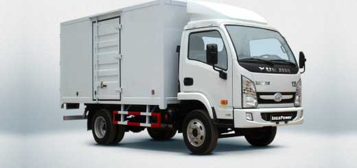 Financiamiento para compra de camiones