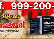 IMMUNOCAL IMMUNOTEC PERU CUARENTENA TELF 999-200-870