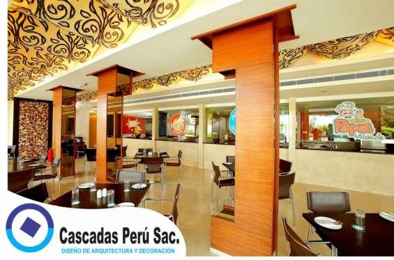 Diseño de restaurantes,restaurantes modernos,diseño de restaurant,