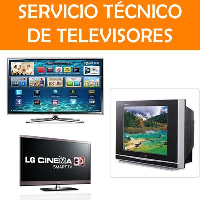 Servicio técnico a domicilio de televisores