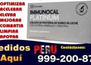 IMMUNOCAL PERU BOLIVIA ECUADOR SURCO