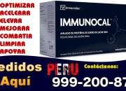 IMMUNOCAL PERU ORIGINAL REAL TELF 999-200-870