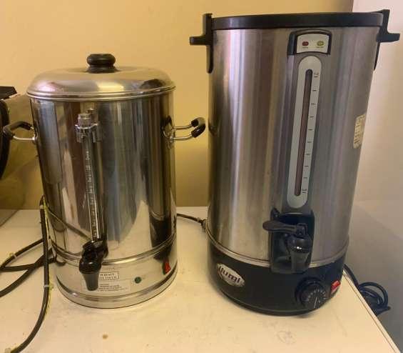 Cafetera industrial 10 litros y 15 litros