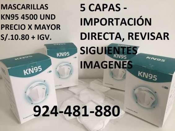 Fotos de Kn95-5 capas 1