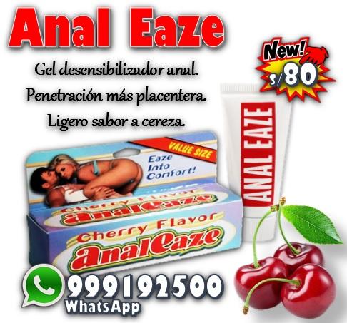 Anal eaze / sexshop miraflores