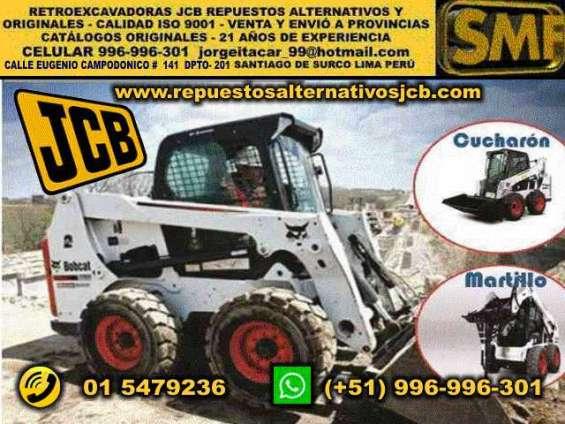 Fotos de Jcb maquinaria pesada repuestos originales alternativos lima perú jcb excavadora 4