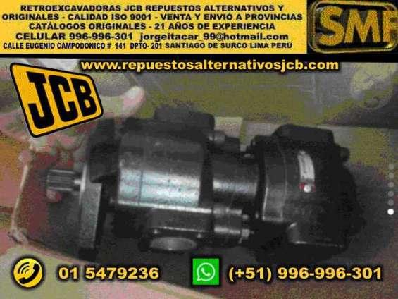 Fotos de Jcb maquinaria pesada repuestos originales alternativos lima perú jcb excavadora 20