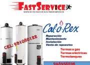 Servicio técnico de termas calorex a gas eléctricas a domicilio lima