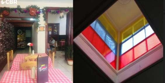 Fotos de Traspaso restaurante en breña 3
