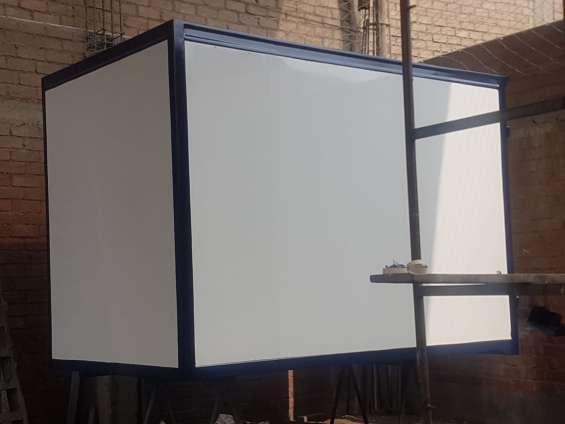 Venta y fabricación de furgones kia 2700 - hyundai h-100 - gran ocacion