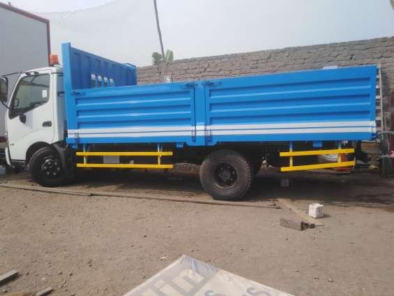 Fotos de Venta y fabricación de plataformas,barandas y furgones - grandes ofertas 3