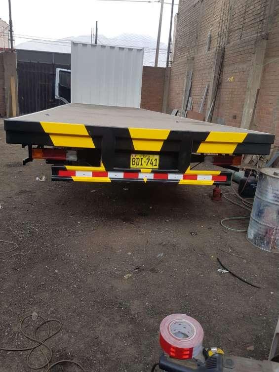 Fotos de Venta y fabricación de plataformas,barandas y furgones - grandes ofertas 2