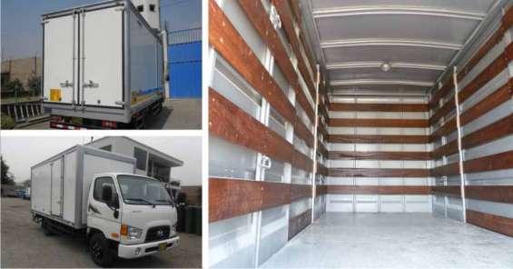 Fotos de Venta y fabricación de plataformas,barandas y furgones - grandes ofertas 5