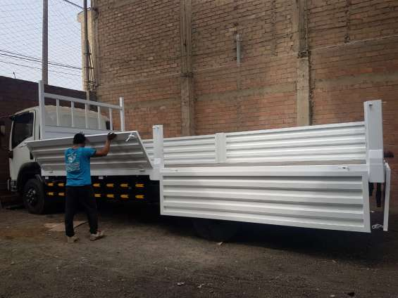 Fotos de Venta y fabricación de plataformas,barandas y furgones - grandes ofertas 4