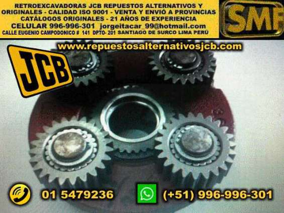 Fotos de Repuestos alternativos jcb maquinaria pesada lima perú jcb excavadoras jcb retro 6