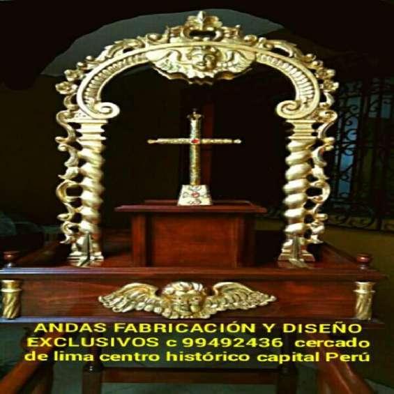 Reparación de religiosas en madera tallada fabricación y diseño exclusivos lima perú