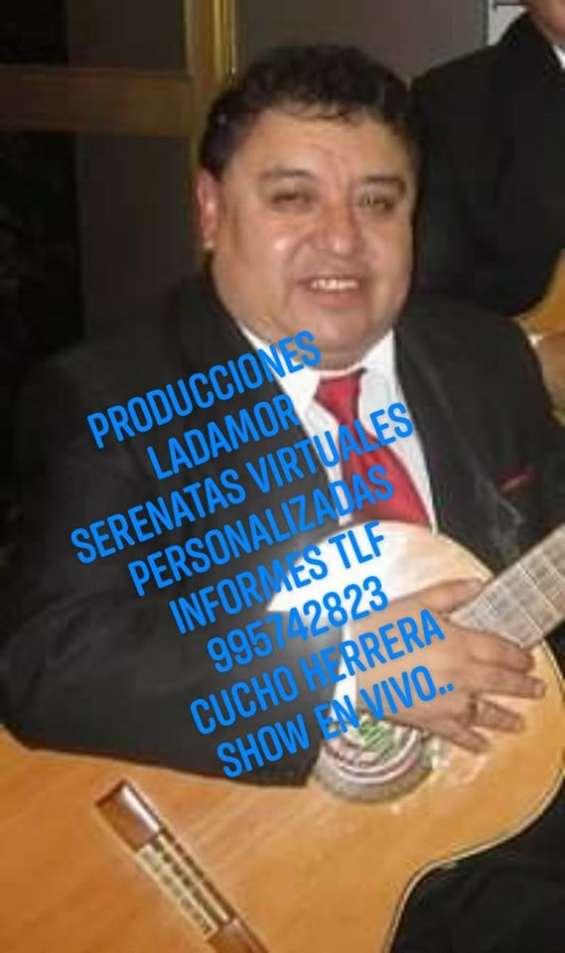 Show virtual vive la musica criolla