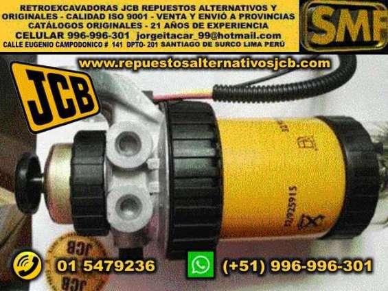 Repuestos iso 9001 jcb maquinaria pesada jcb lima perú excavadoras jcb retroexcavadoras