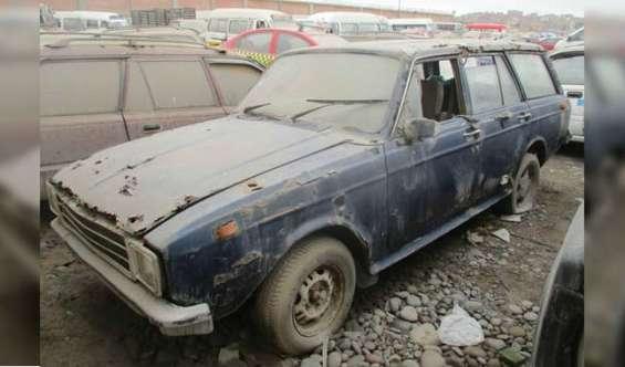 Compramos autos en mal estado