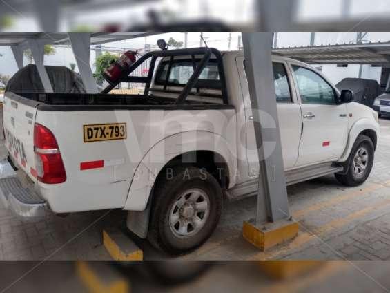 Fotos de Toyota hilux 2013 4x4 diesel 2