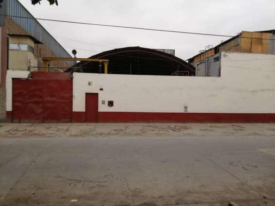 600 m² – alquilo local industrial infantas 600 m2 - los olivos 995760074