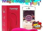 Vibrador Flamingo / Estimulador clítoris Y Punto G / Sexshop Miraflores
