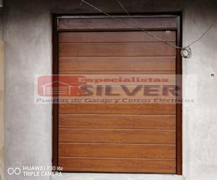 Puertas automáticas silver sac