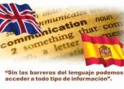Traducciones profesionales ingles-espanol