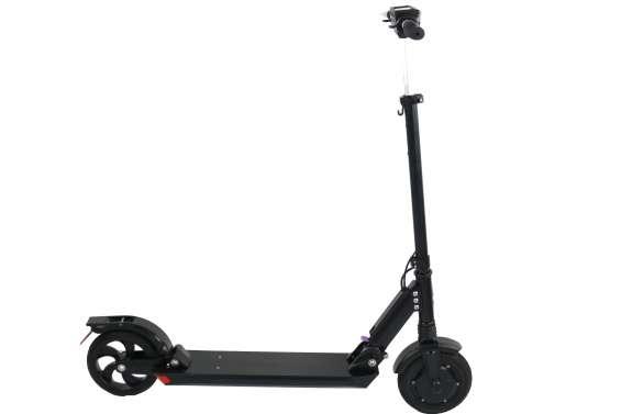 Scooter eléctrico 350w full aluminio plegable