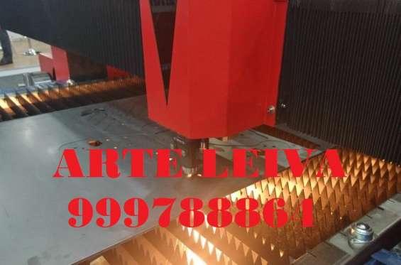 Corte laser de metales lima perú