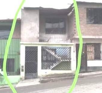 Pamplona alta remato mi 50% de ac. y derechos casa 2 pisos 100m2 $20mil dolares