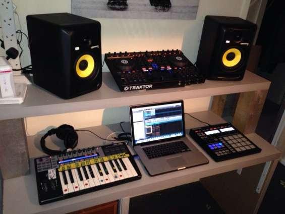 Estudio de grabación / pucallpa / septiembre 2020