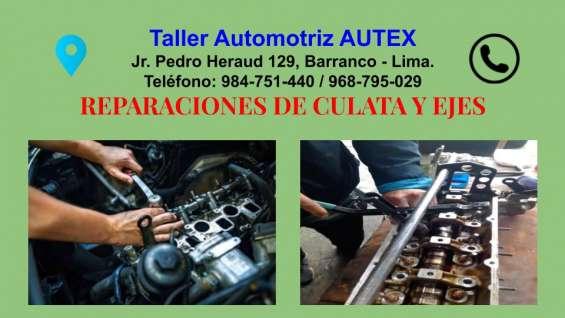 Fotos de Reparaciones mecánicas para cajas y culatas 1