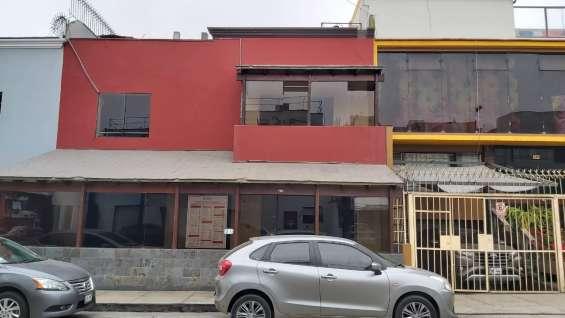 Alquilo local comercial, san isidro, zona a1
