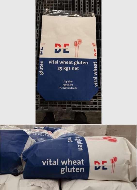 Gluten de trigo vital- marca de holanda