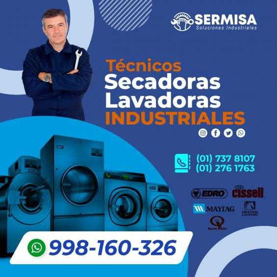 Técnicos de secadoras industriales - santiago de surco
