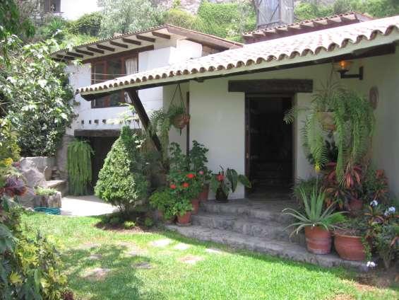 Casa de campo en venta - los cóndores -chaclacayo