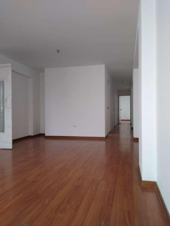 Departamento de 170 m2 san borja sur