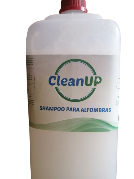 Shampoo tapiz alfombra