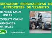 ABOGADOS EN DERECHO DE TRANSITO Y DERECHO PENAL