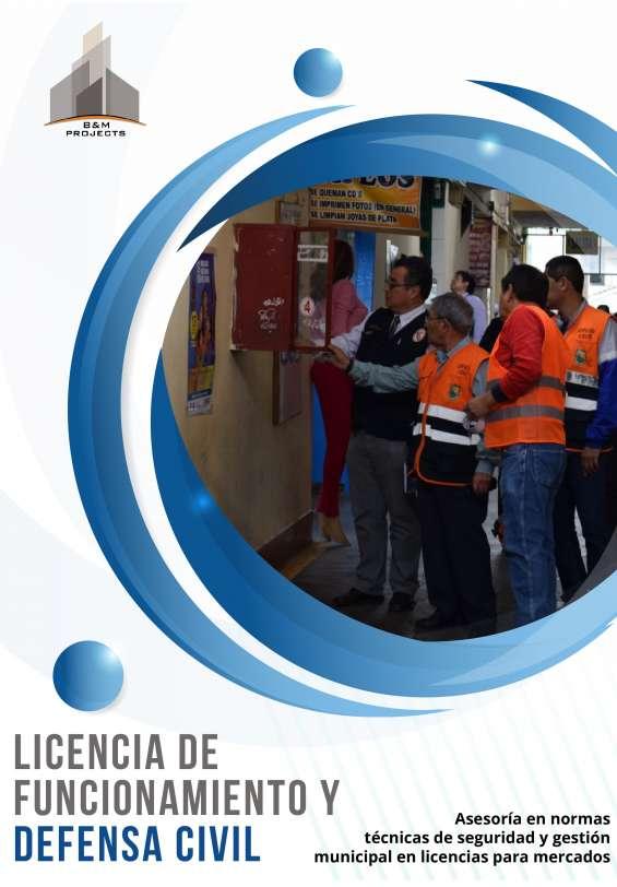 Fotos de Tramitación municipal - licencia de funcionamiento, asesoría, certificado de def 5