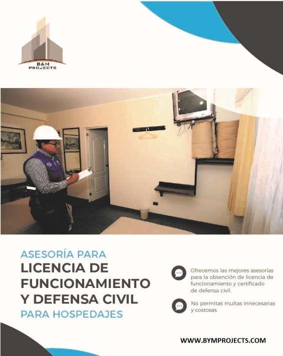 Fotos de Tramitación municipal - licencia de funcionamiento, asesoría, certificado de def 4