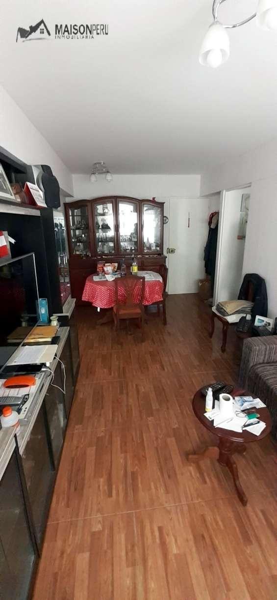 Fotos de Vendo departamento 2 dorm. + estudio chorrillos (ref: 710) ...i 2