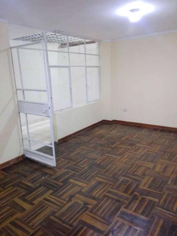 Departamento venta en 2 piso en lince