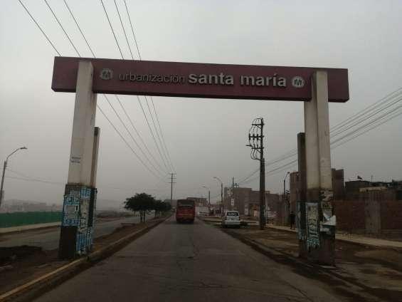 Fotos de Terreno en venta en la urbanización santa maría etapa iv. carabayllo 1