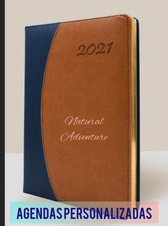 Agenda diaria ejecutiva 2021