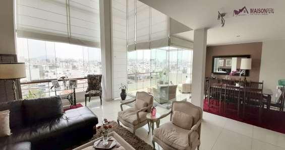 Fotos de Duplex en venta 3 dorm. 230 m2 miraflores (ref: 695) -f-j 6