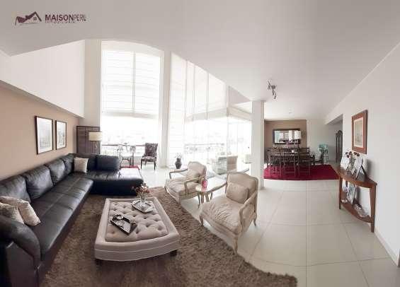 Fotos de Duplex en venta 3 dorm. 230 m2 miraflores (ref: 695) -f-j 2