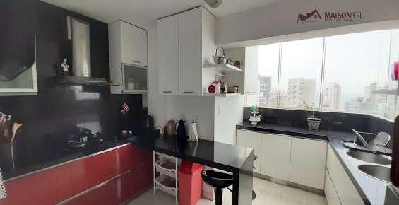 Fotos de Duplex en venta 3 dorm. 230 m2 miraflores (ref: 695) -f-j 16